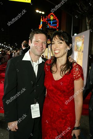 WMA's David Lonner and Director Audrey Wells
