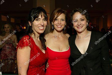 Director Audrey Wells, Diane Lane and Nina Jacobson