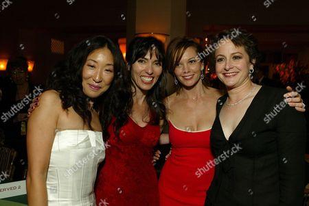 Sandra Oh, Audrey Wells, Diane Lane and Nina Jacobson