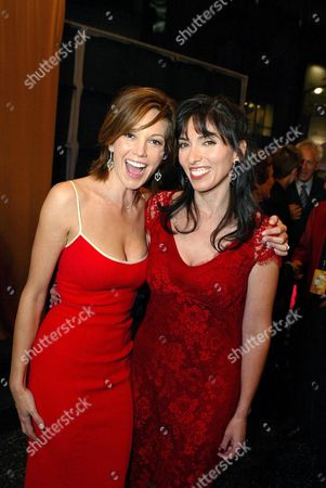 Diane Lane and Director Audrey Wells