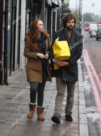 Catherine Tate and Jason Orange