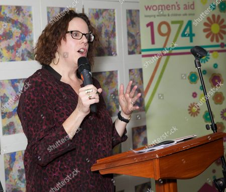 Polly Neate (Chief exec of Women's Aid)