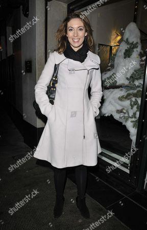 Stock Image of Emma Crosby
