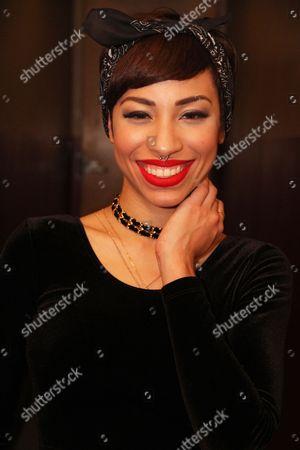 Stock Image of Karina Pasian