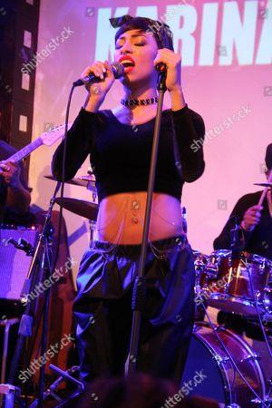 Stock Photo of Karina Pasian