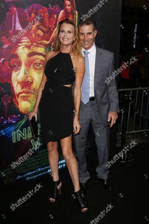 Serena Scott Thomas and husband