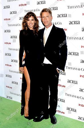 Alessandra Ambrosio and Stewart Shining