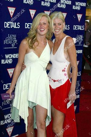 Editorial image of 'WONDERLAND' FILM PREMIERE, LOS ANGELES, AMERICA - 24 SEP 2003