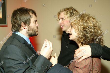 Jack Black, Beck and Marissa Ribisi