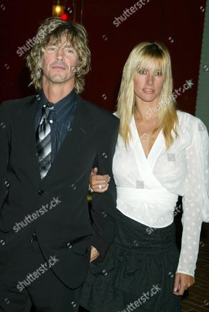 Duff McKagen and Wife Susan