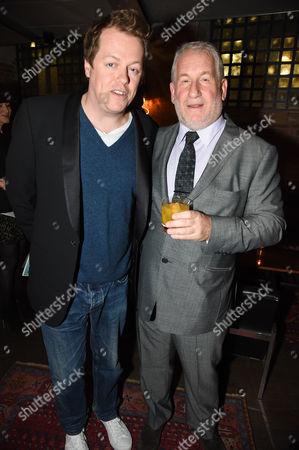 Tom Parker Bowles and Simon Kelner