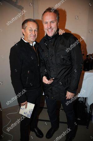 Nick Ashley and Simon Mills