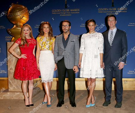 Greer Grammer, Kate Beckinsale, Jeremy Piven, Paula Patton and Peter Krause