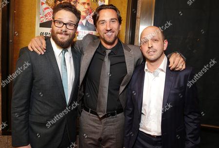 Seth Rogen, James Weaver, Dan Sterling