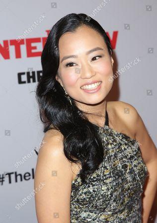 Editorial photo of 'The Interview' film premiere, Los Angeles, America - 11 Dec 2014