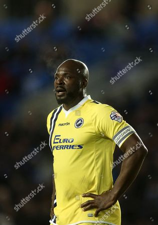 Editorial picture of Sky Bet Championship 2014/15 Brighton & Hove Albion v Millwall American Express Community Stadium, Village Way, Brighton, United Kingdom - 12 Dec 2014