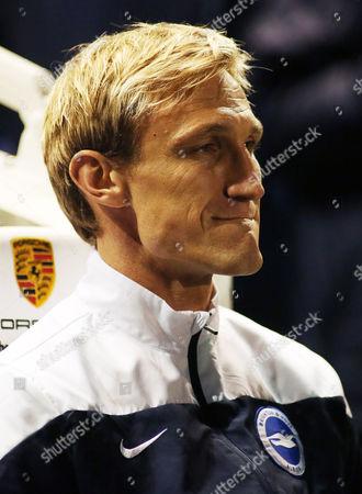 Brighton & Hove Albion Manager Sami Hyypia.
