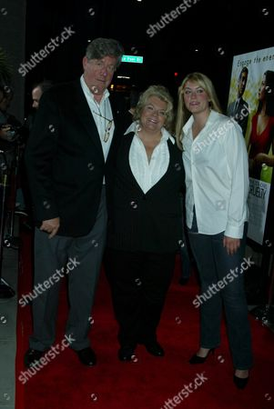 Edward Herrmann Wife and Daughter
