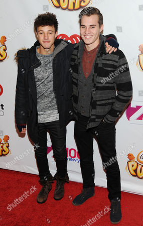 Cameron Dallas, Marcus Johns