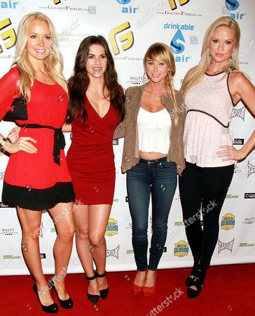 StacyFuson, AlisonWaite, Sara Jane Underwood and Lauren Anderson