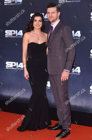 Carl Froch and wife Rachael Cordingley