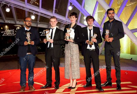 Editorial image of Jury ceremony at Marrakech International Film festival, Marrakesh, Morocco - 13 Dec 2014