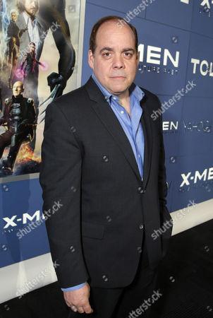 Editorial photo of Twentieth Century Fox Global Premiere of 'X-Men: Days of Future Past' New York America.