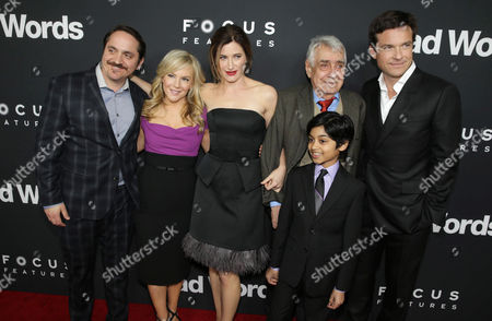 Ben Falcone, Rachael Harris, Kathryn Hahn, Philip Baker Hall, Rohan Chand and Jason Bateman
