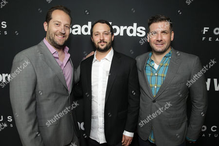 Mason Novick, Sean McKittrick, Jeff Culotta