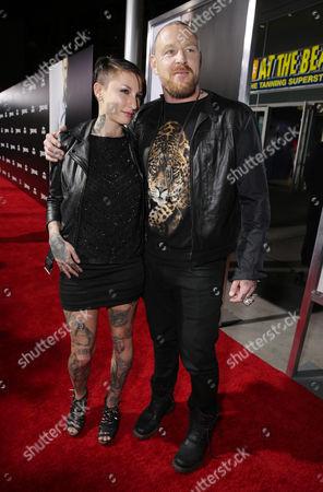 Katy Gilbert, Jason Ellis