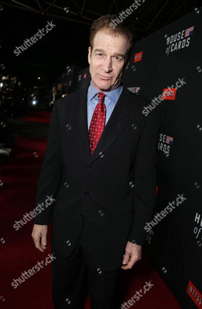 Editorial photo of Netflix 'House of Cards' Los Angeles Season 2 Special Screening