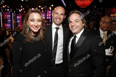 Blair Rich, Zev Foreman, Adam Goodman