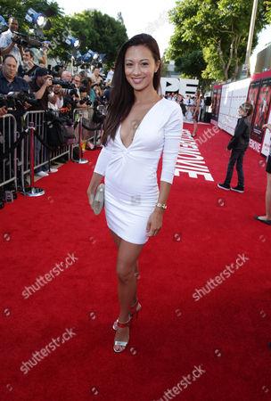Stock Photo of Melissa Paulo