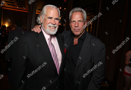 Stock Image of Steve Tisch, Jeff Blake