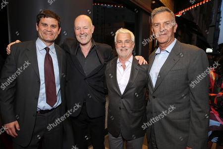Steve Beeks, Rob Friedman, Simon Oakes, Jason Constantine