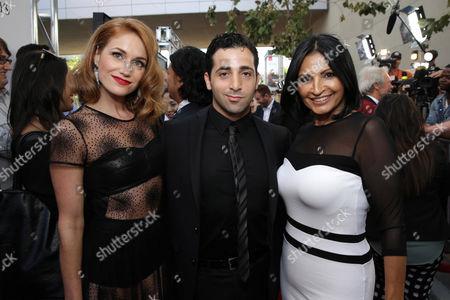 Kathrine Narducci, Erica Piccininni, Johnny Cannizzaro