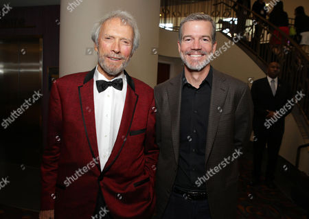 Stock Picture of Clint Eastwood, Robert Lorenz