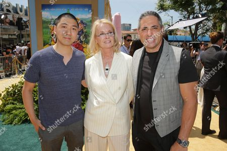 Editorial photo of Clarius Entertainment Los Angeles Premiere of 'Legends of Oz: Dorothy's Return'
