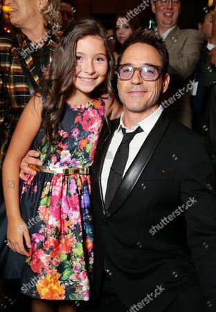 Emma Tremblay, Robert Downey Jr