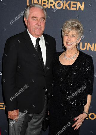 Bill and Jane Pitt