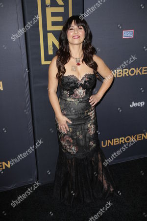 Editorial picture of 'Unbroken' film premiere, Los Angeles, America - 15 Dec 2014