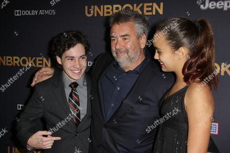 Editorial photo of 'Unbroken' film premiere, Los Angeles, America - 15 Dec 2014