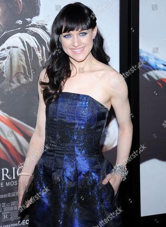 Editorial picture of 'American Sniper' film premiere, New York, America - 15 Dec 2014