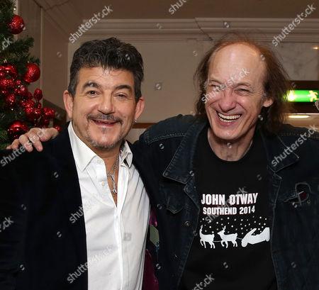 John Altman and John Otway