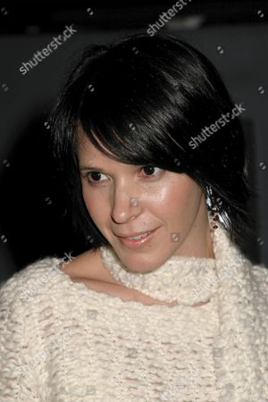 Editorial picture of 'DOPAMINE' FILM PREMIERE AS PART OF THE SUNDANCE FILM SERIES, NEW YORK, AMERICA - 02 OCT 2003