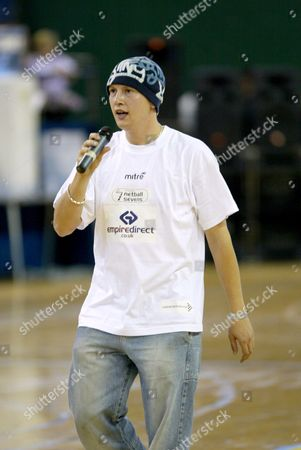 Editorial picture of CELEBRITY NETBALL SEVENS, CRYSTAL PALACE, LONDON, BRITAIN - 05 OCT 2003