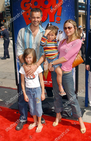 Editorial picture of 'GOOD BOY' FILM PREMIERE, LOS ANGELES, AMERICA - 04 OCT 2003