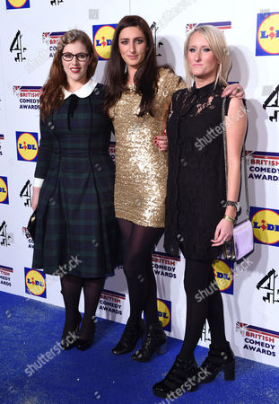 Drifters - Lydia Rose Bewley, Jessica Knappett and Lauren O'Rourke