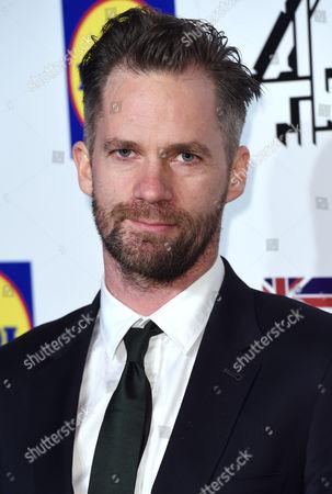 Editorial picture of British Comedy Awards, London, Britain - 16 Dec 2014