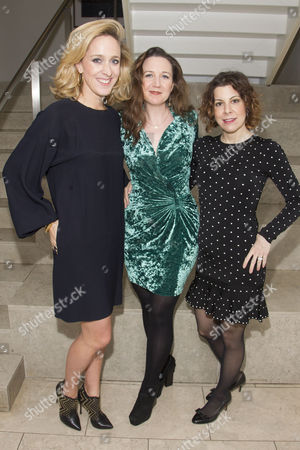 Kate Pakenham (Executive Producer), Josie Rourke (Director) and Arielle Tepper Madover (Producer)